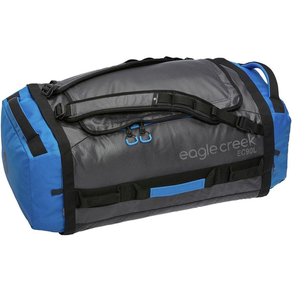 【お買得】 エーグルクリーク レディース Duffel】Blue/Asphalt バッグ ボストンバッグ・ダッフルバッグ【Cargo Hauler レディース Hauler 90L Duffel】Blue/Asphalt, SIDESTANCE R04:11c125cc --- business.personalco5.dominiotemporario.com