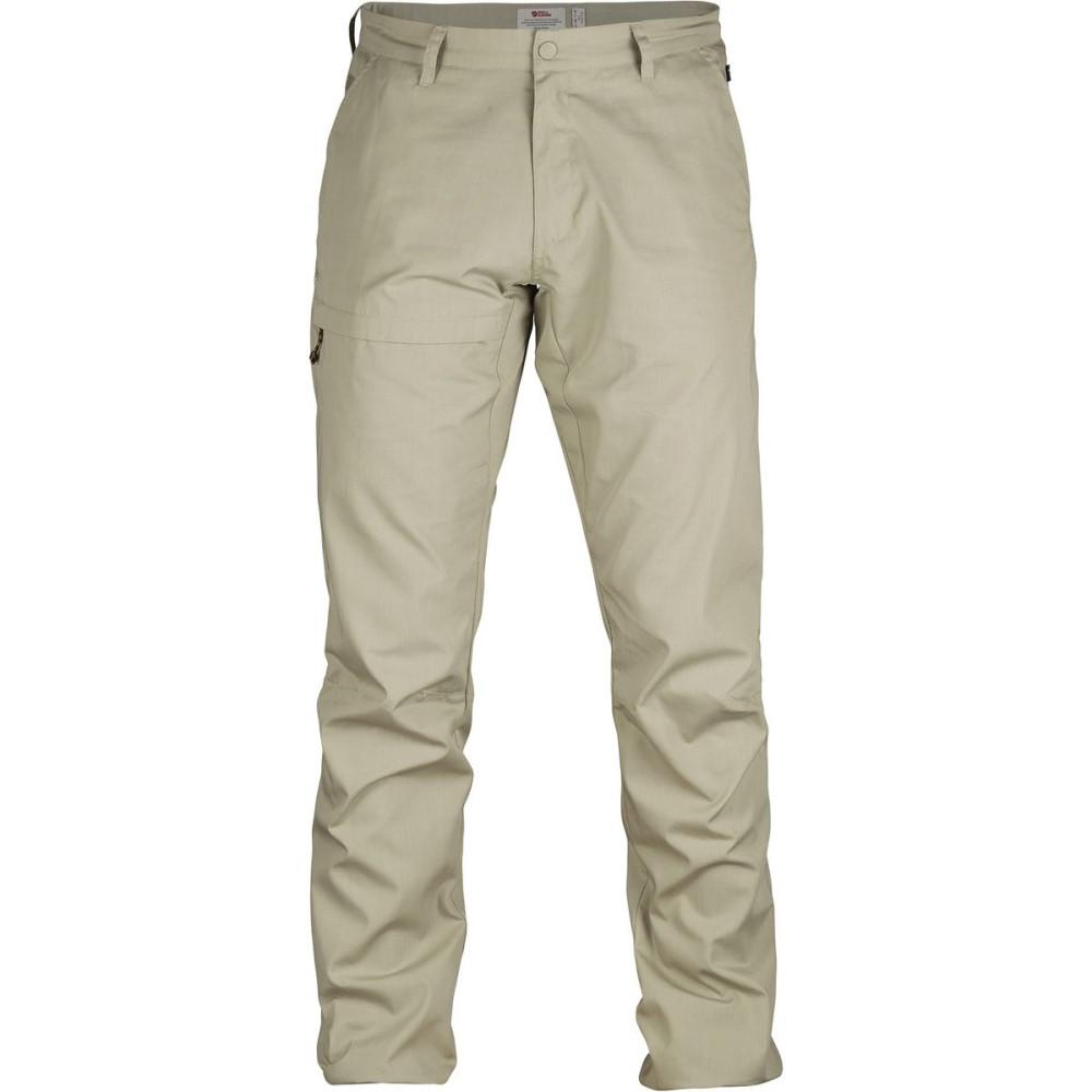 フェールラーベン メンズ ボトムス・パンツ【Travellers Pants】Limestone