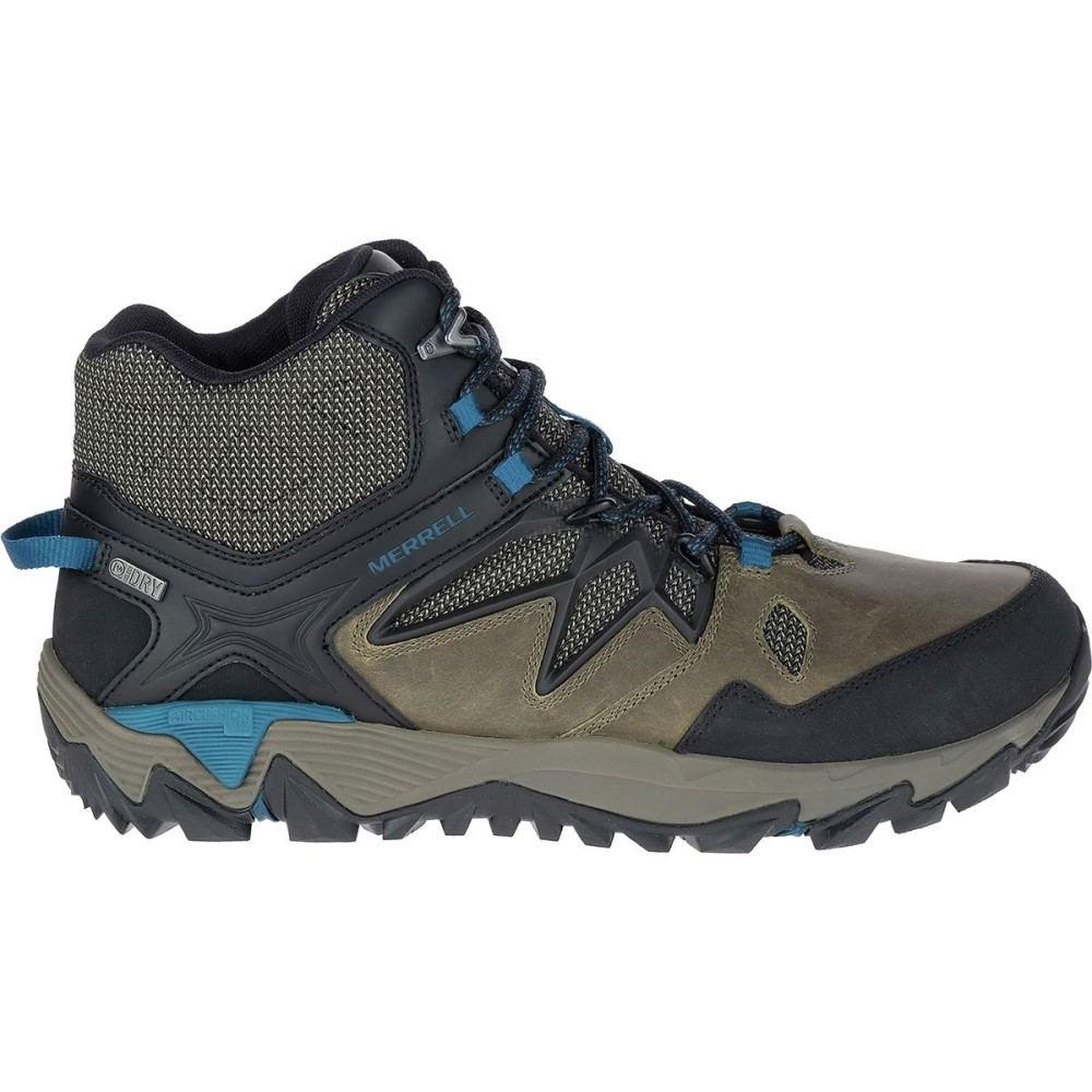メレル メンズ ハイキング・登山 シューズ・靴【All Out Blaze 2 Mid Waterproof Boots】Stucco