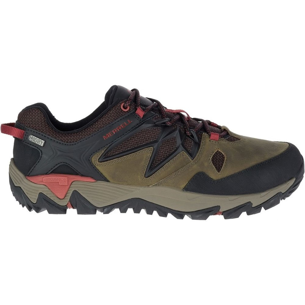 メレル メンズ ハイキング・登山 シューズ・靴【All Out Blaze 2 Waterproof Hiking Shoes】Dark Olive