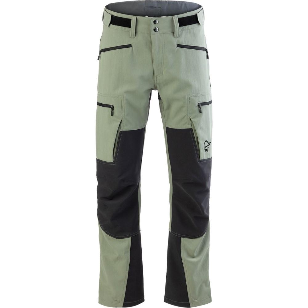 ノローナ メンズ ボトムス・パンツ【Svalbard Heavy Duty Pants】Castor Grey