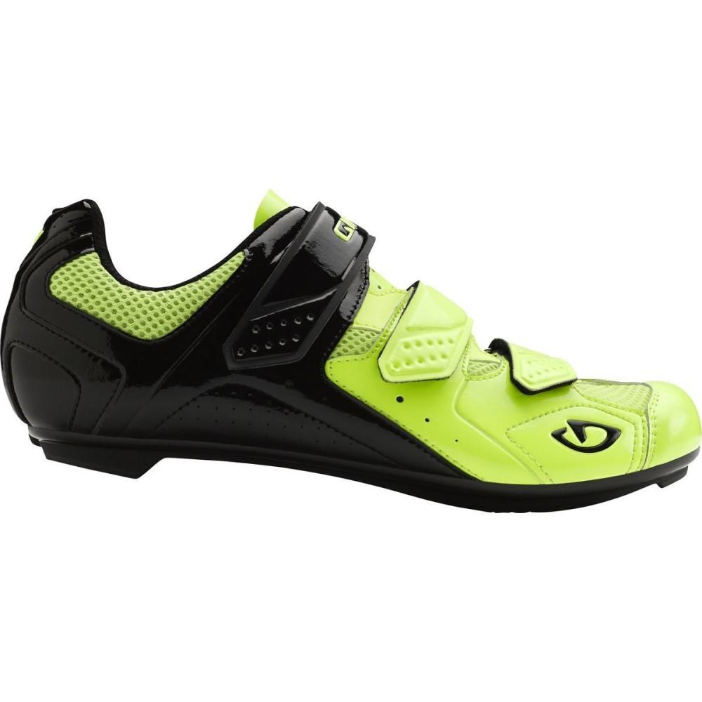 ジロ メンズ 自転車 シューズ・靴【Treble II Cycling Shoes】Highlight Yellow/Matte Black