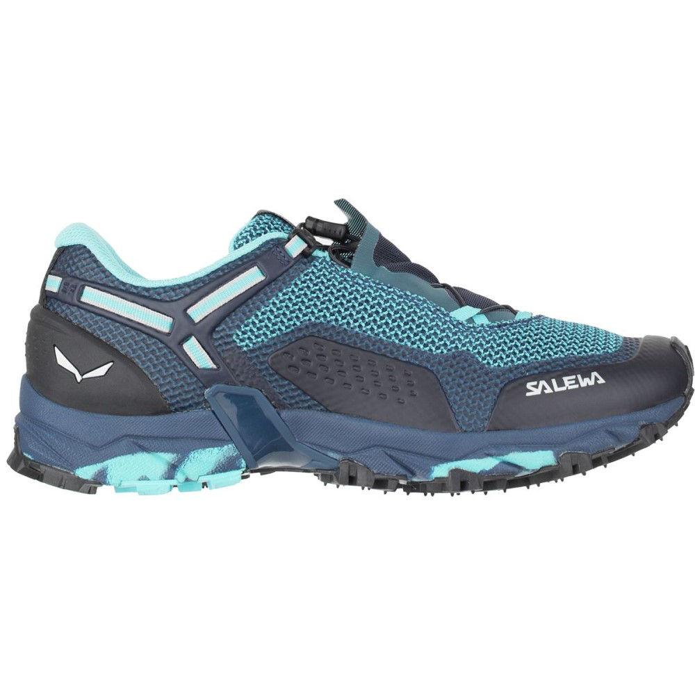 サレワ レディース ランニング・ウォーキング シューズ・靴【Ultra Train 2 Trail Running Shoe】Capri/Poseidon