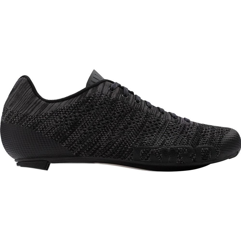 ジロ メンズ 自転車 シューズ・靴【Empire E70 Knit Shoess】Black/Charcoal Heather
