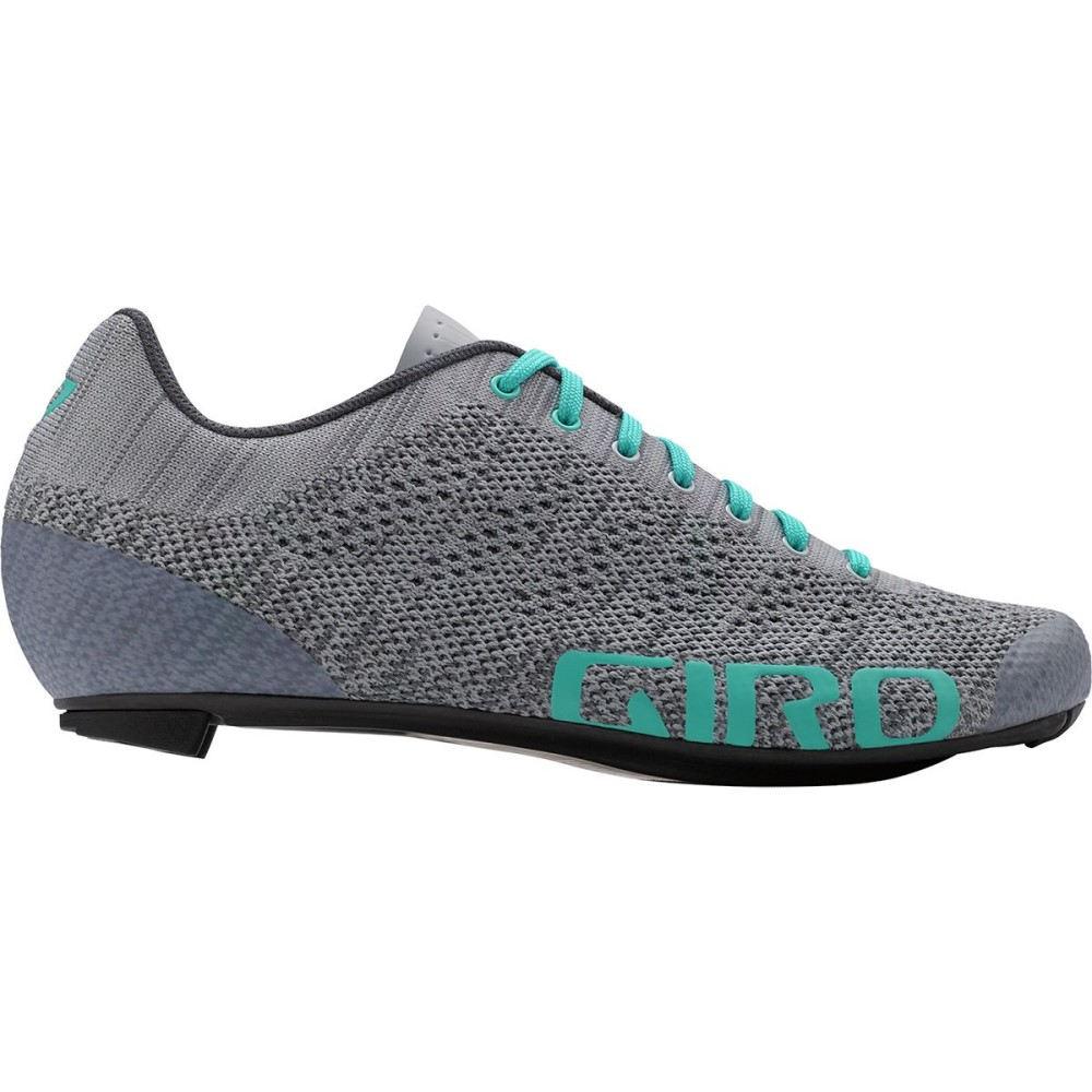 ジロ レディース 自転車 シューズ・靴【Empire E70 Knit Shoe】Grey/Glacier