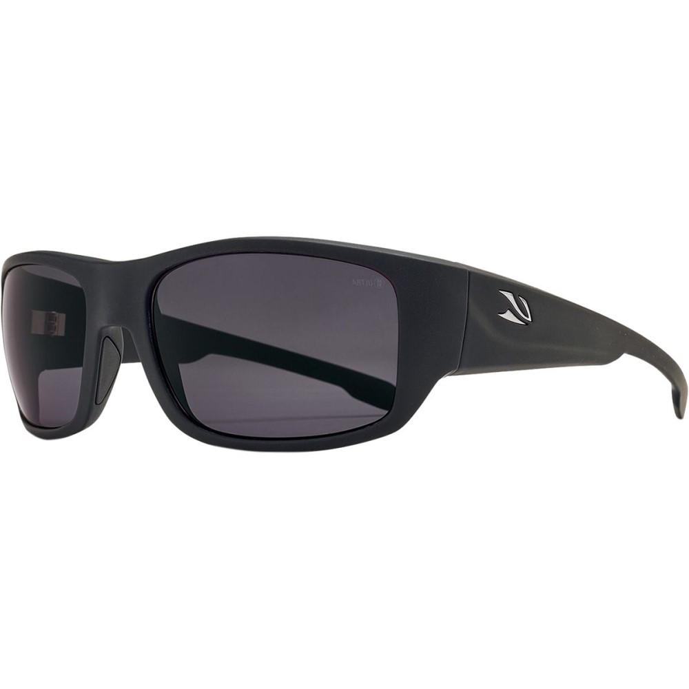 カエノン レディース スポーツサングラス【Anacapa Ultra Sunglasses - Polarized】Black Matte Grip/Ultra Grey -Polarized