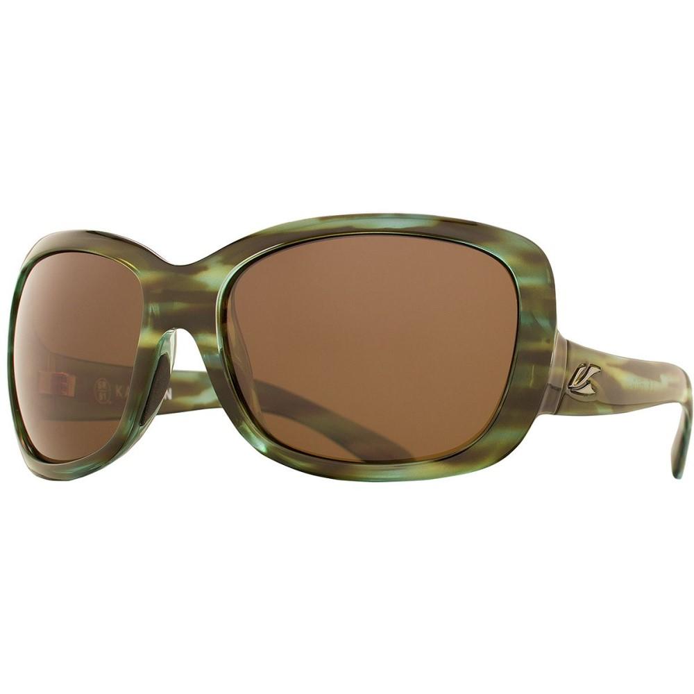 カエノン レディース スポーツサングラス【Abalone Ultra Polarized Sunglasses】Abalone/Ultra Brown -Polarized