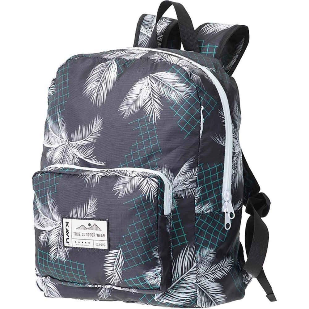 カブー レディース バッグ バックパック・リュック【Packback】Retro Palm
