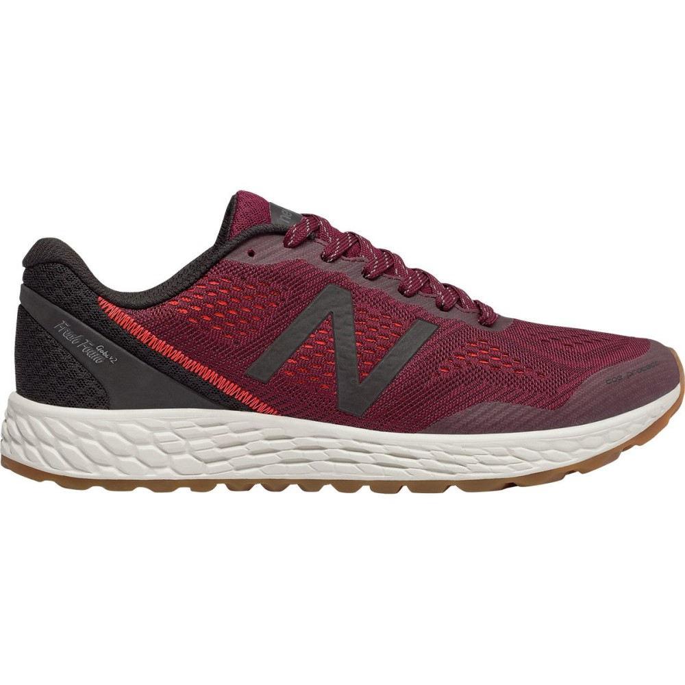 ニューバランス メンズ ランニング・ウォーキング シューズ・靴【Fresh Foam Gobi v2 Trail Running Shoes】Oxblood