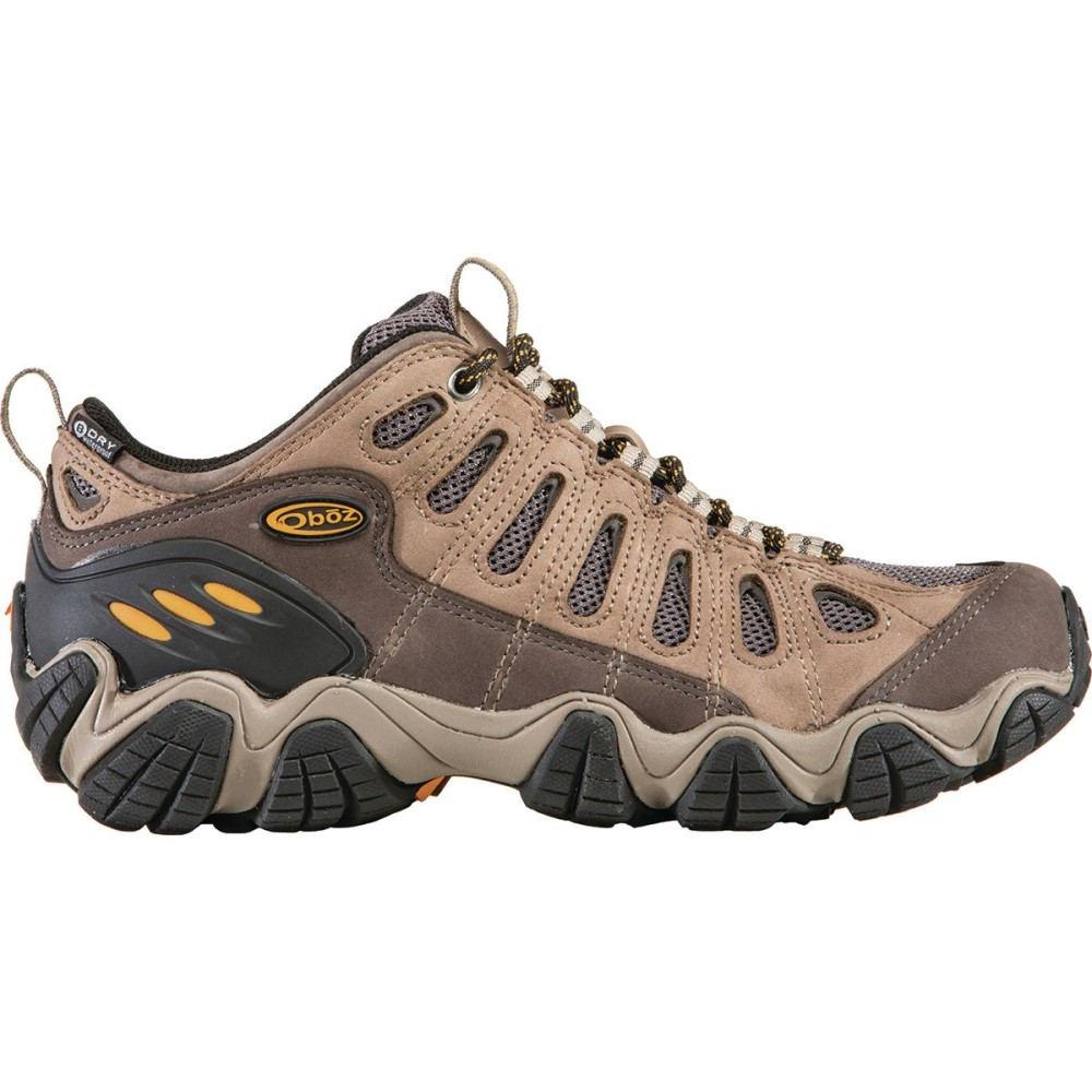 超可爱の オボズ メンズ ハイキング・登山 シューズ・靴 オボズ B【Sawtooth Low Low B - Dry Hiking Shoes】Walnut, 三沢市:673c9e9f --- canoncity.azurewebsites.net