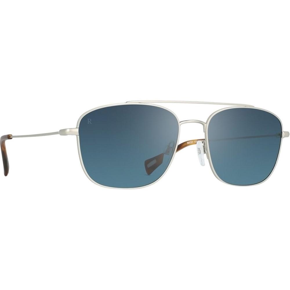 ラエンオプティックス レディース メガネ・サングラス【Barolo Sunglasses】Matte Rootbeer/Blue Smoke