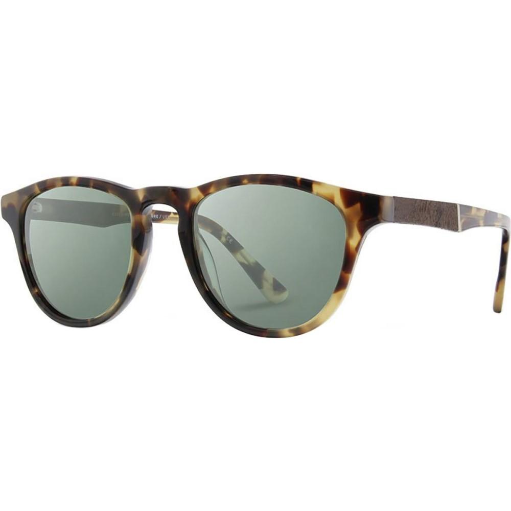 シュウッド レディース メガネ・サングラス【Francis Sunglasses】Havana/Elm Burl - G