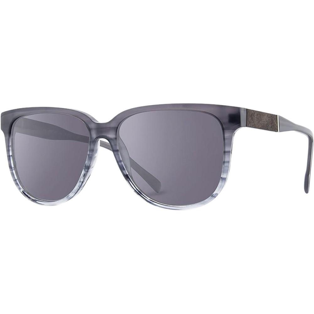 シュウッド レディース メガネ・サングラス【Mckenzie Sunglasses】Mist/Elm Burl - Grey Fade