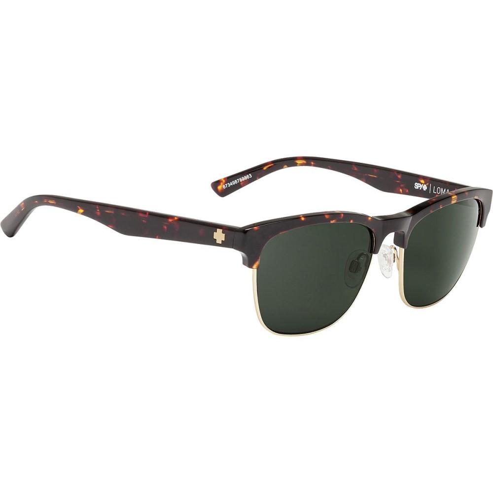 スパイ レディース メガネ・サングラス【Loma Sunglasses】Dark Tort/Matte Gold - Happy Gray Green