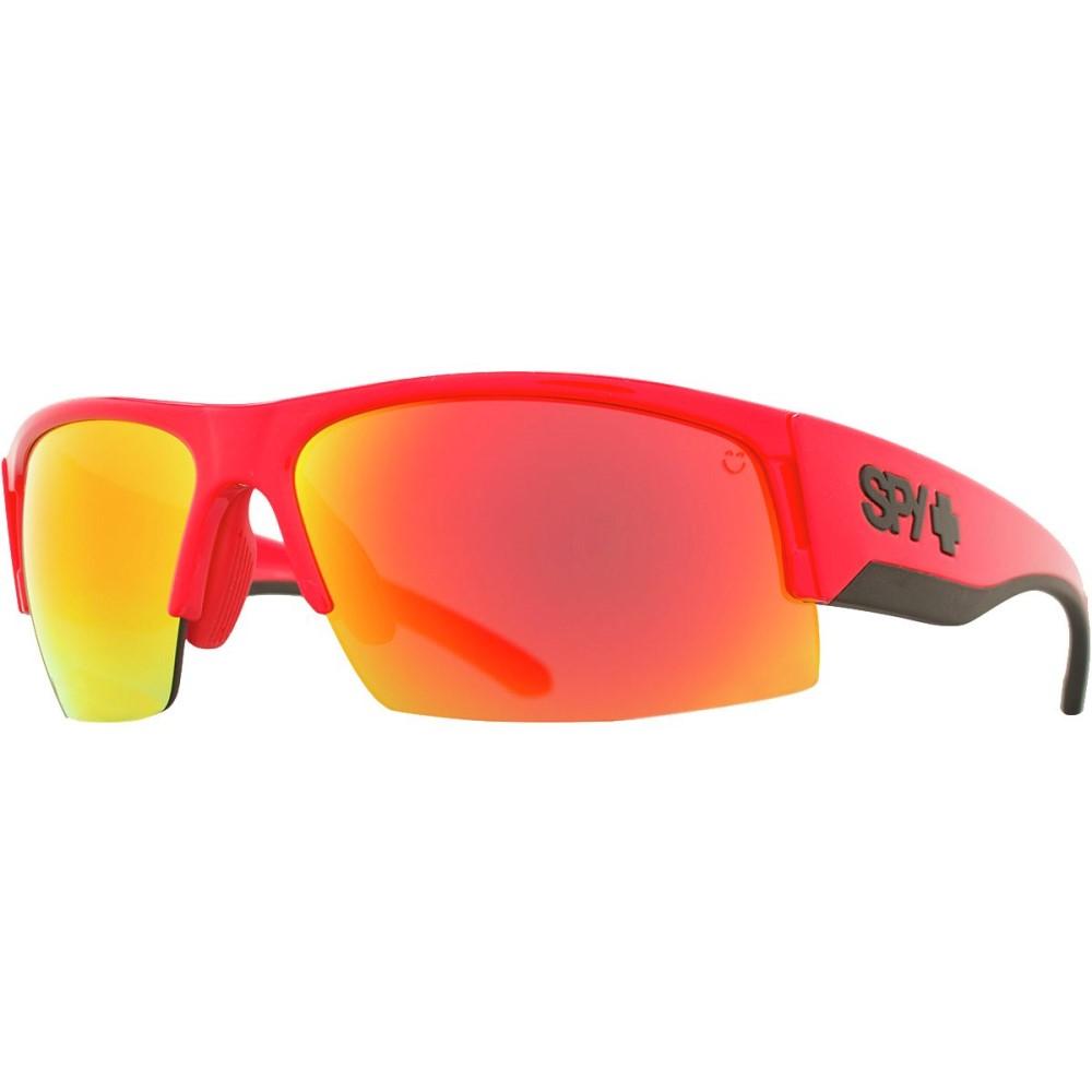 スパイ メンズ スポーツサングラス【Flyer Sunglasses】Red - Happy Gray Green W/Red Spectra