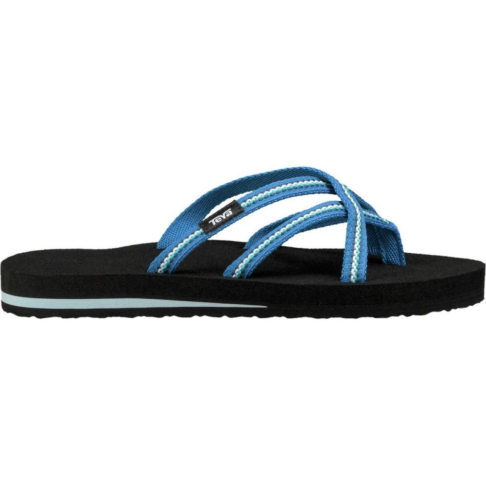 テバ レディース シューズ・靴 サンダル・ミュール【Olowahu Sandal】Lindi Blue
