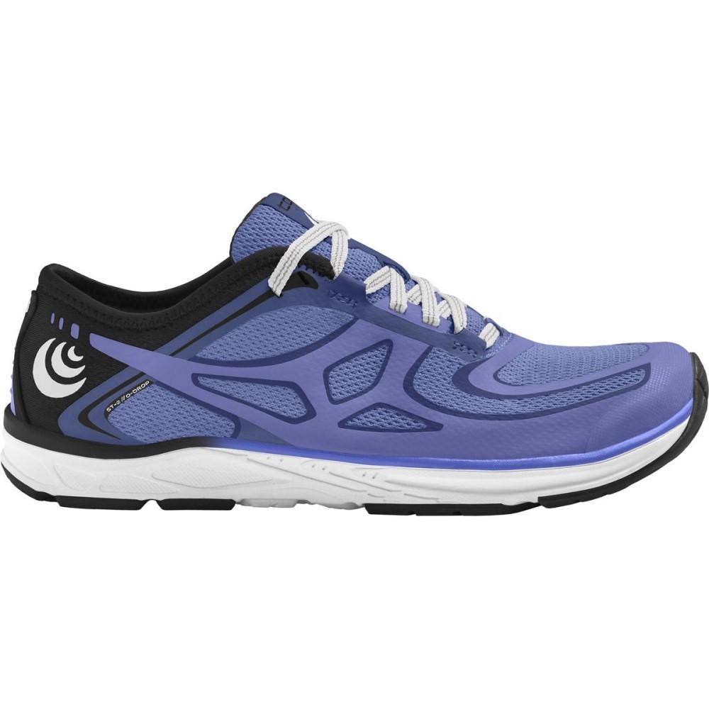 トポ アスレチック レディース ランニング・ウォーキング シューズ・靴【ST - 2 Running Shoe】Blue/White