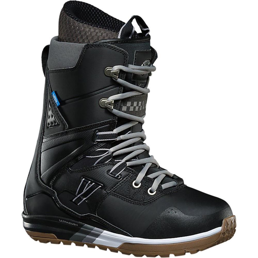 ヴァンズ メンズ スキー・スノーボード シューズ・靴【Sequal Snowboard Boots】Black/Gray
