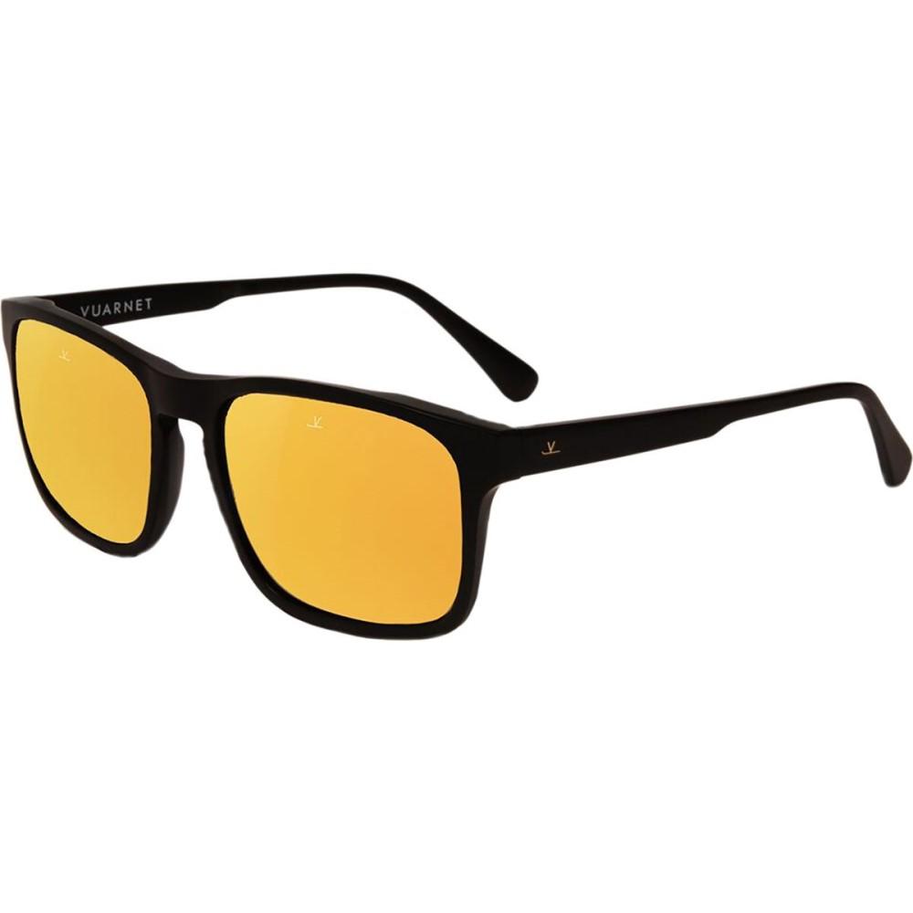 ヴュアルネ メンズ メガネ・サングラス【Square District VL 1618 Sunglasses】Black/Flash