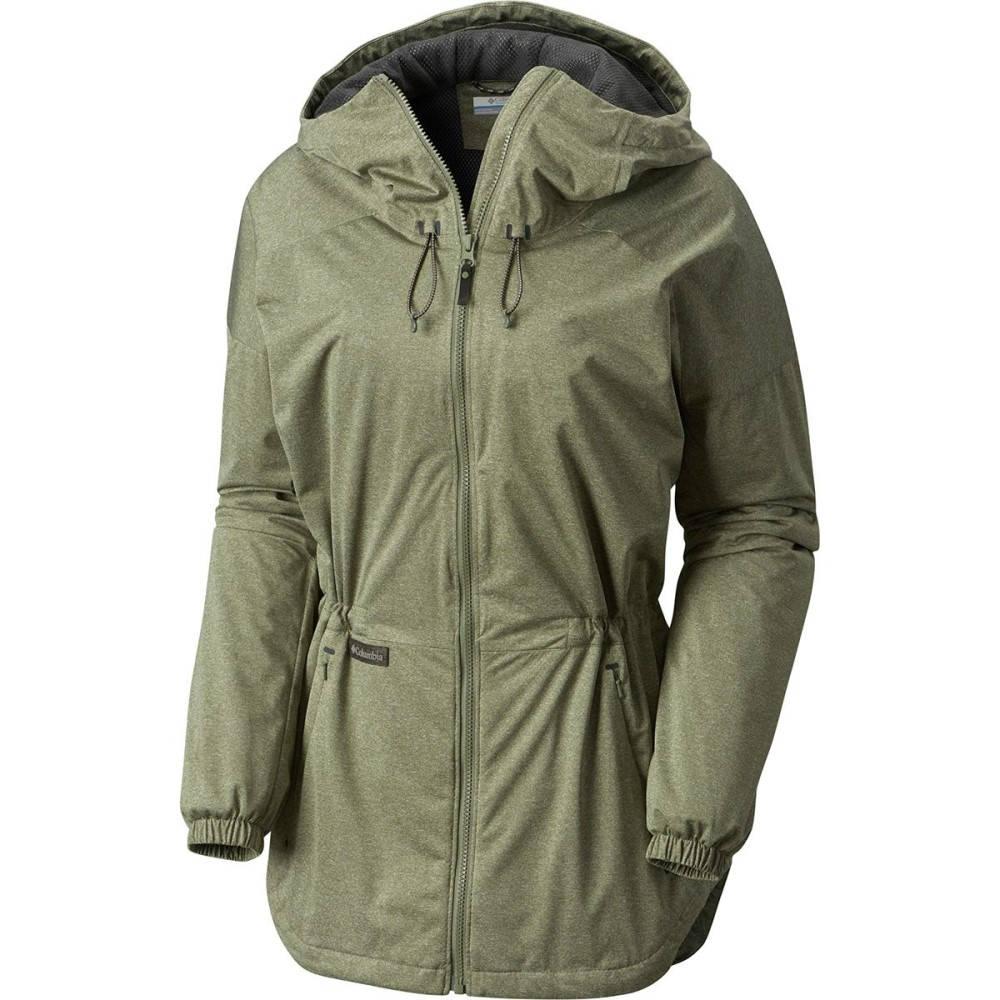 コロンビア レディース アウター レインコート【Northbounder Jacket】Cypress Heather