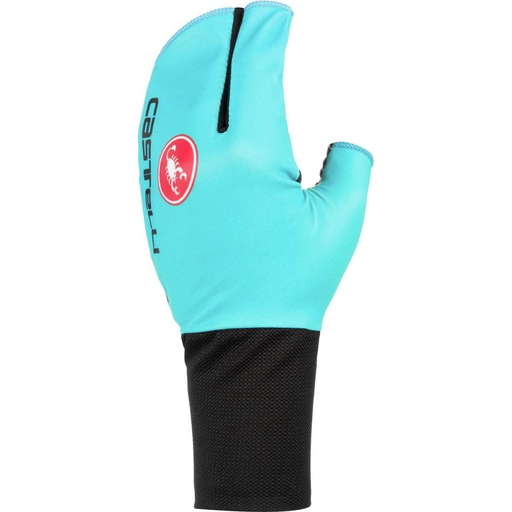 カステリ メンズ 自転車 グローブ【Aero Speed Gloves】Sky Blue