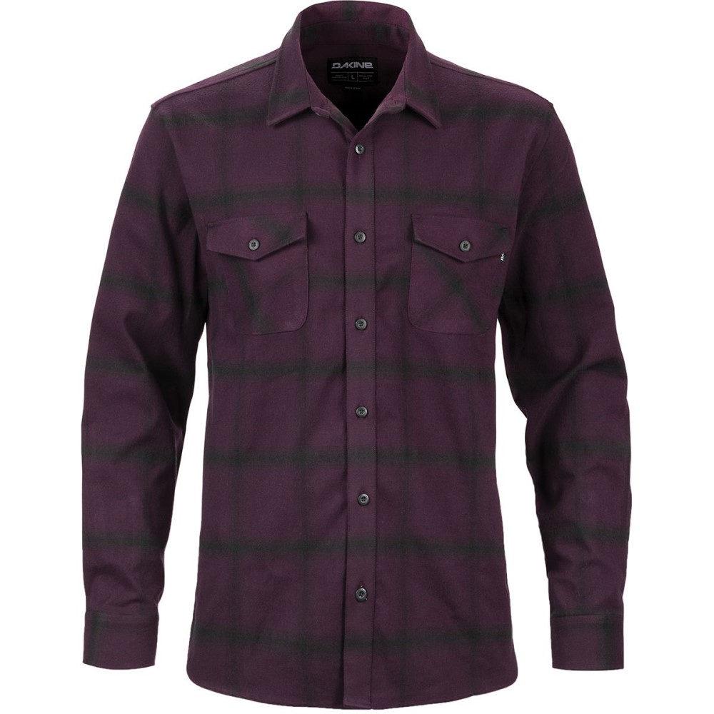 ダカイン メンズ トップス シャツ【Underwood Flannel Shirts】Plum Shadow