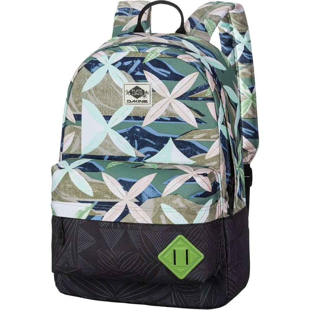 ダカイン レディース バッグ バックパック・リュック【Plate Lunch 365 21L Backpack】Island Bloom