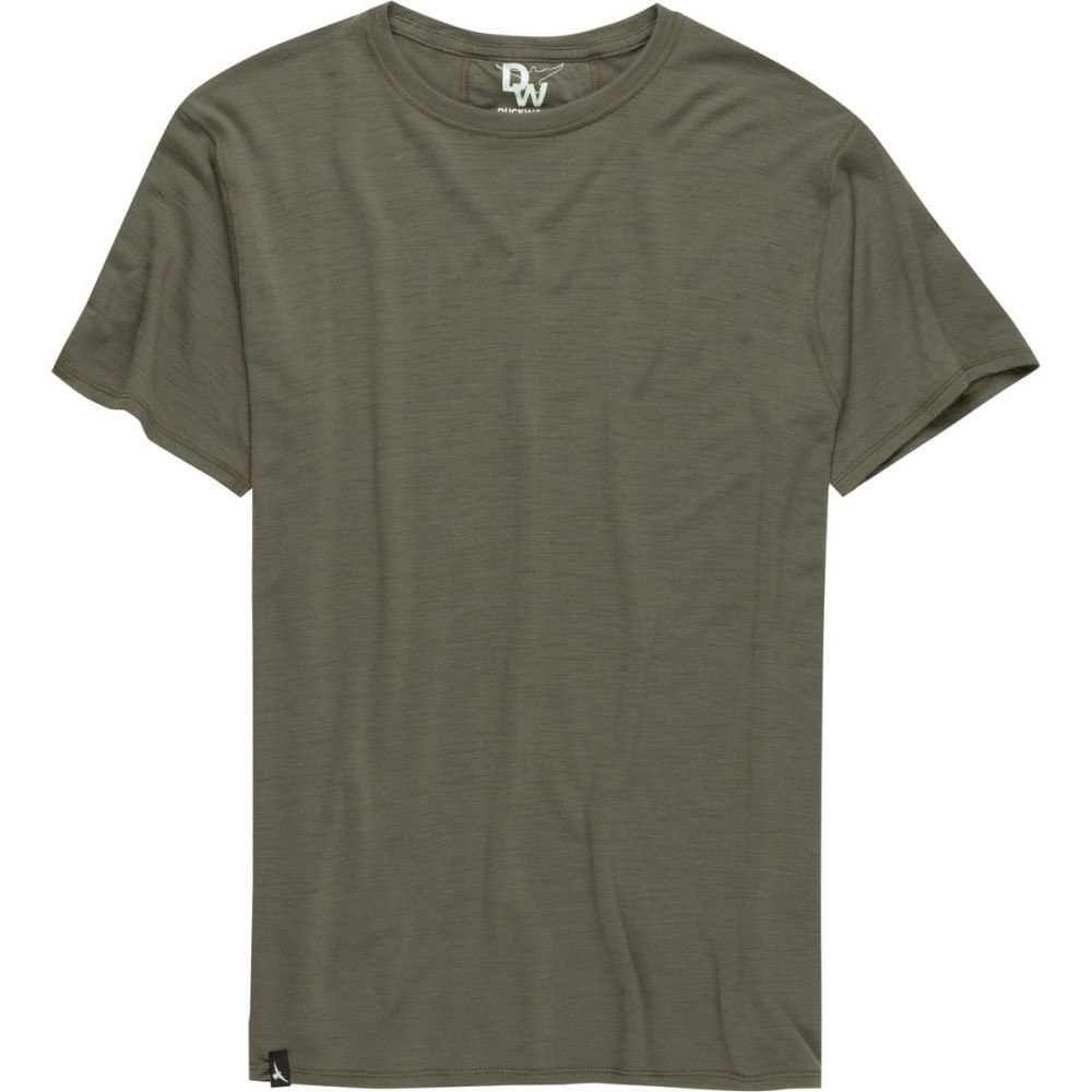 ダックワース メンズ トップス Tシャツ【Maverick T - Shirts】Dark Olive