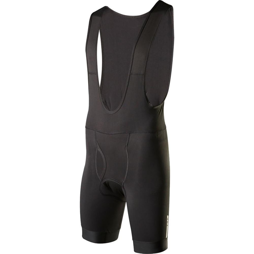 フォックス レーシング メンズ 自転車 ボトムス・パンツ【Evolution Sport Liner Bib Shorts】Black