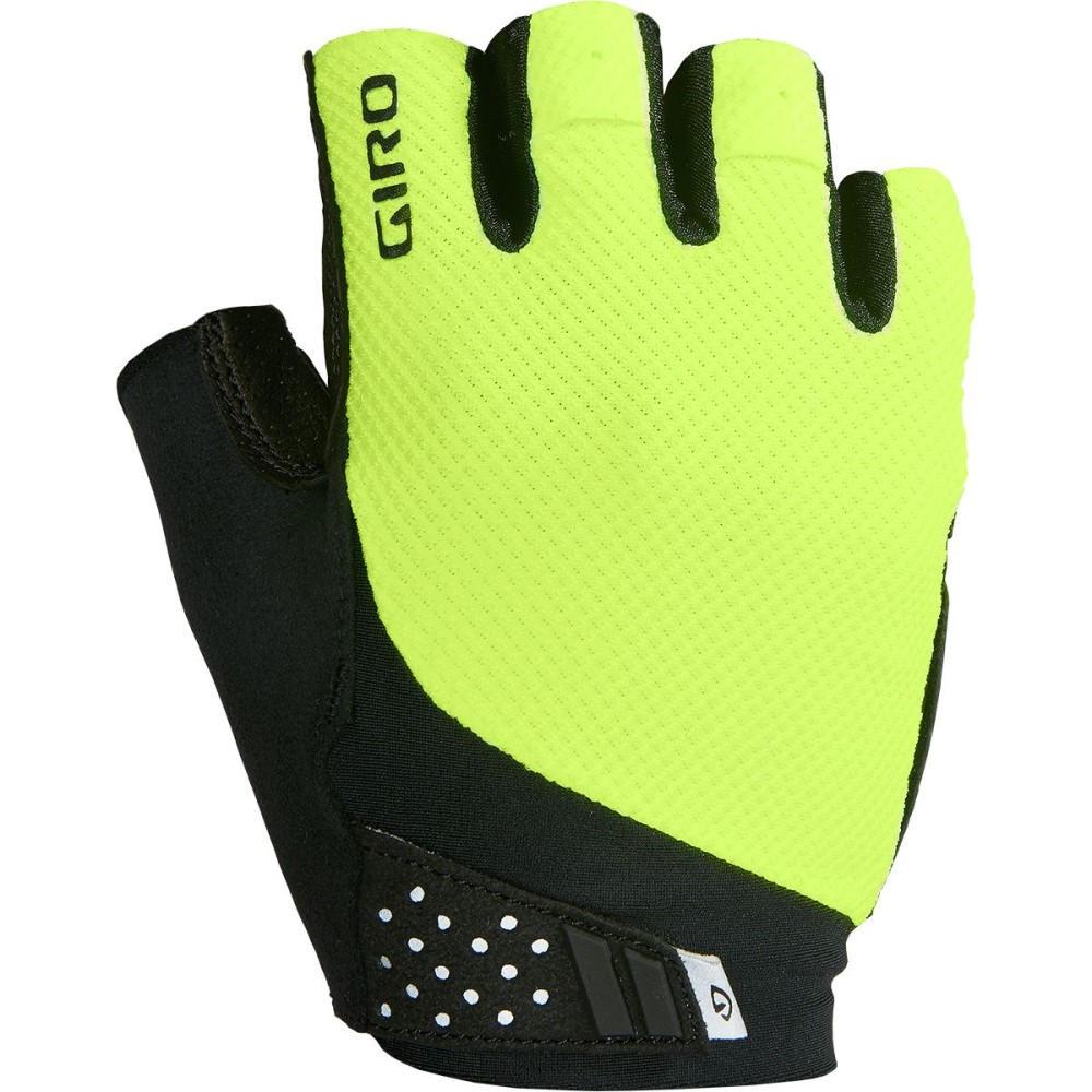 Gel Yellow Glove】Highlight II グローブ【Monaco メンズ ジロ 自転車