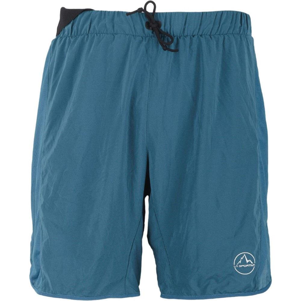 ラスポルティバ メンズ フィットネス・トレーニング ボトムス・パンツ【Aelous Shorts】Ocean/Lake