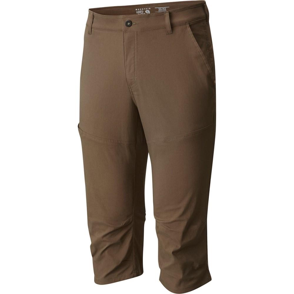 マウンテンハードウェア メンズ ボトムス・パンツ ショートパンツ【AP 3/4 Pants】Tundra