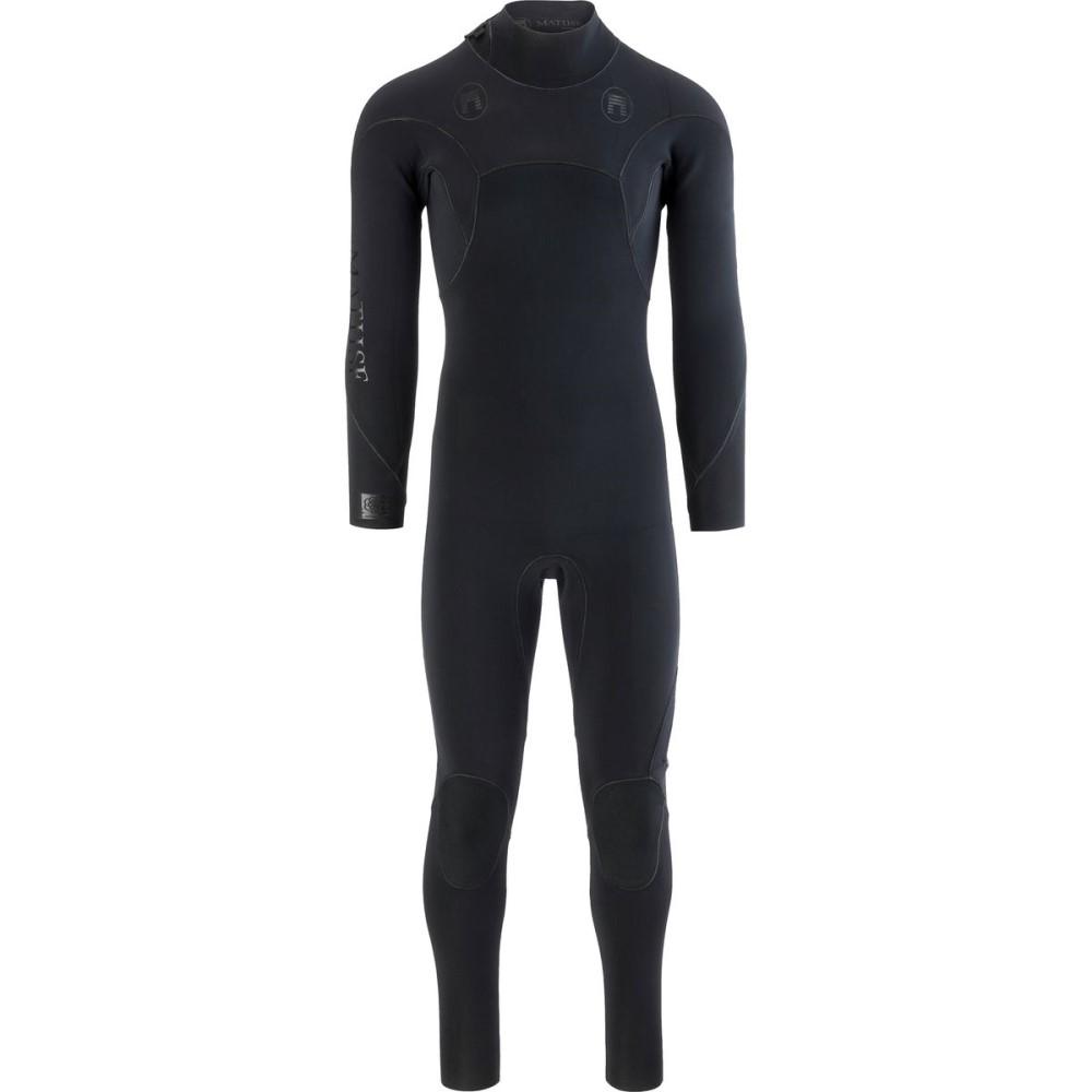 マテュース メンズ 水着・ビーチウェア ウェットスーツ【Hoplite 3/2MM Full Wetsuits】Black
