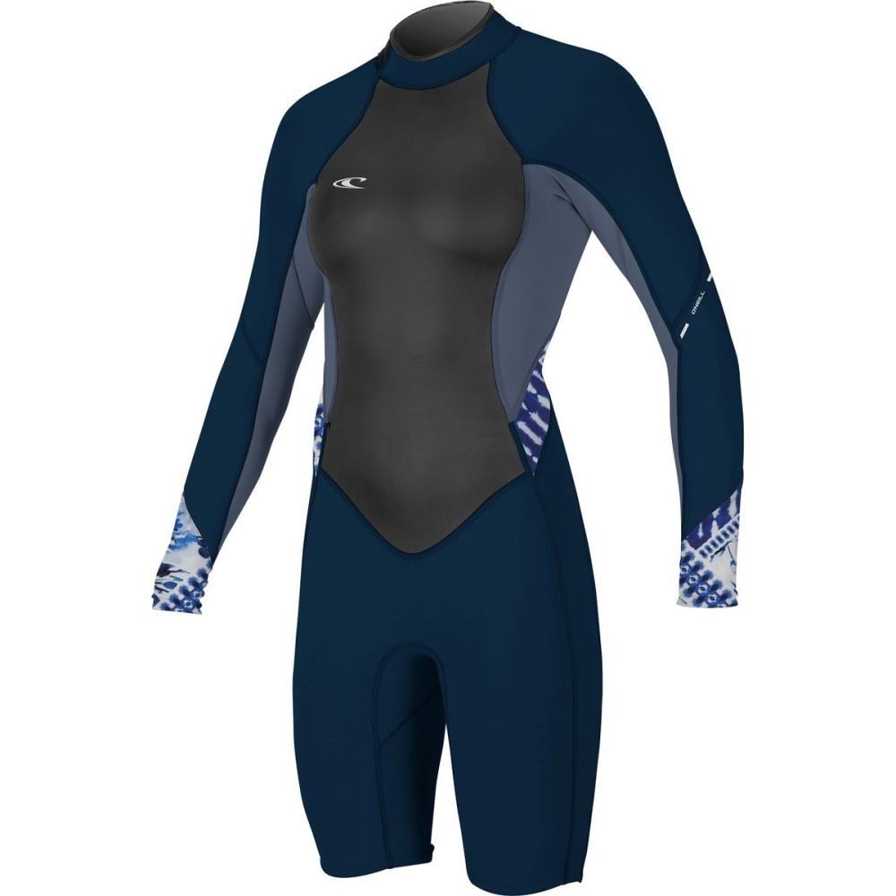 新着 オニール レディース 水着・ビーチウェア ウェットスーツ Patch【Bahia Spring Long Wetsuit Wetsuit - Long - Sleeve】Navy/Mist/Indigo Patch, ブレスレットのマリリン:d3af76d3 --- clftranspo.dominiotemporario.com