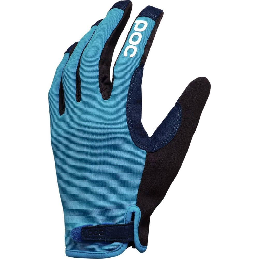ピーオーシー メンズ 自転車 グローブ【Resistance Enduro Adjustable Glove】Furfural Blue