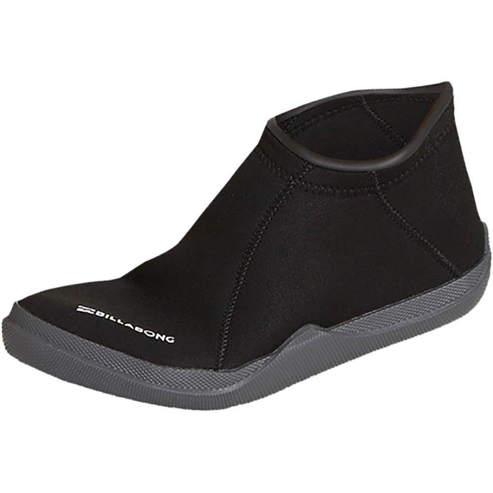 ビラボン メンズ サーフィン シューズ・靴【Tahiti 2mm Reef Walker Booties】Black