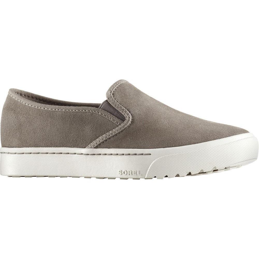 ソレル レディース シューズ・靴 スリッポン・フラット【Campsneak Slip On Sneaker】Kettle