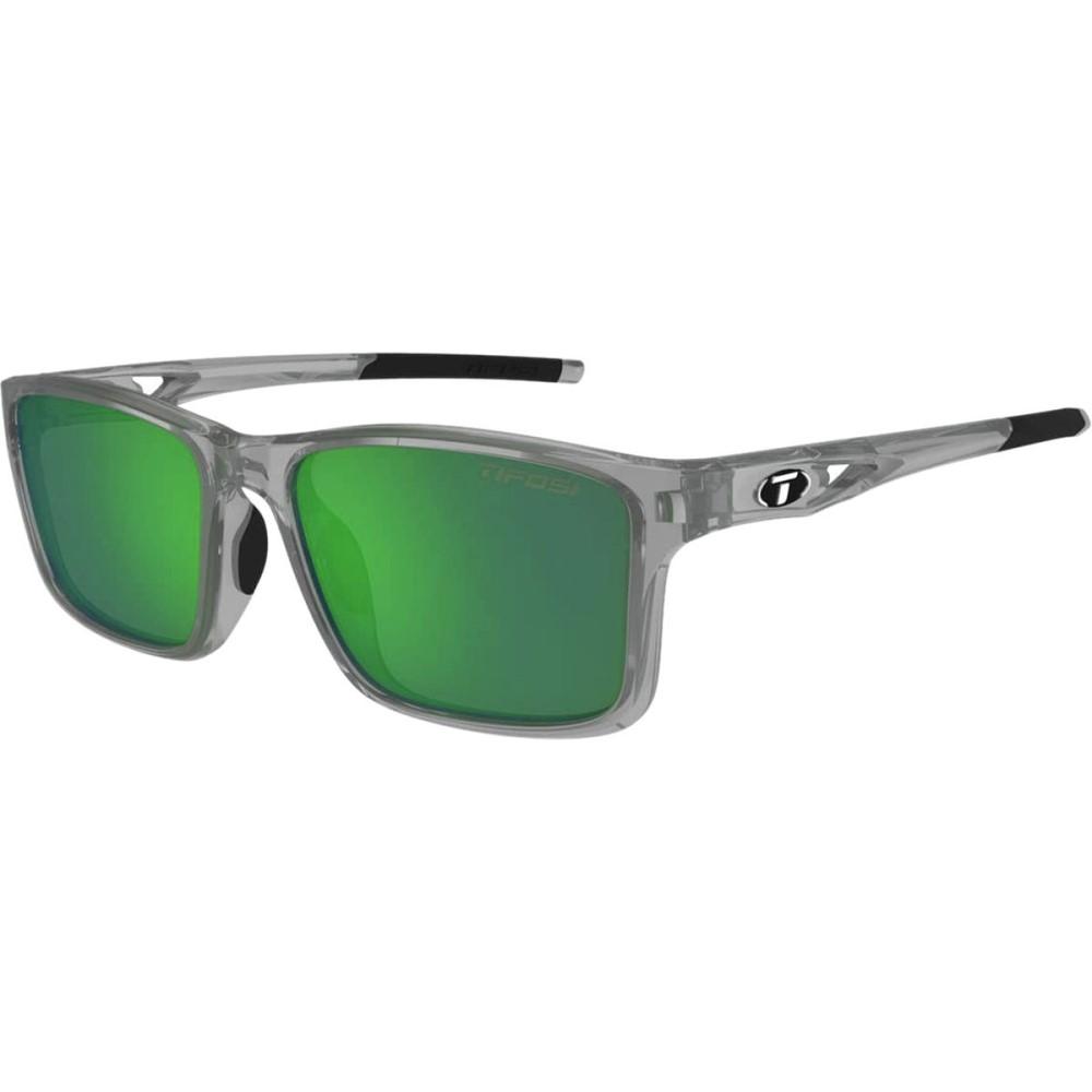 ティフォージ レディース スポーツサングラス【Marzen Sunglasses】Crystal Smoke-Smoke Green