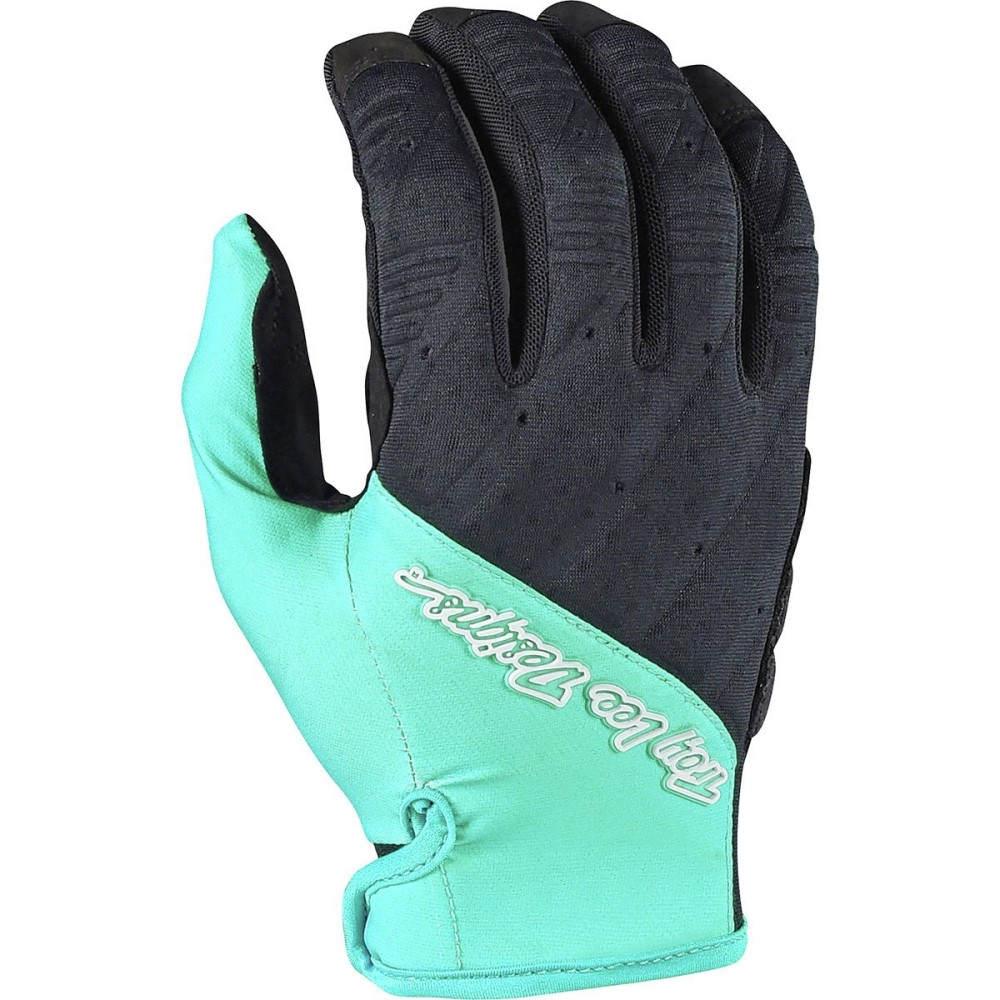 トロイリーデザイン レディース 自転車 グローブ【Ruckus Glove】Aqua