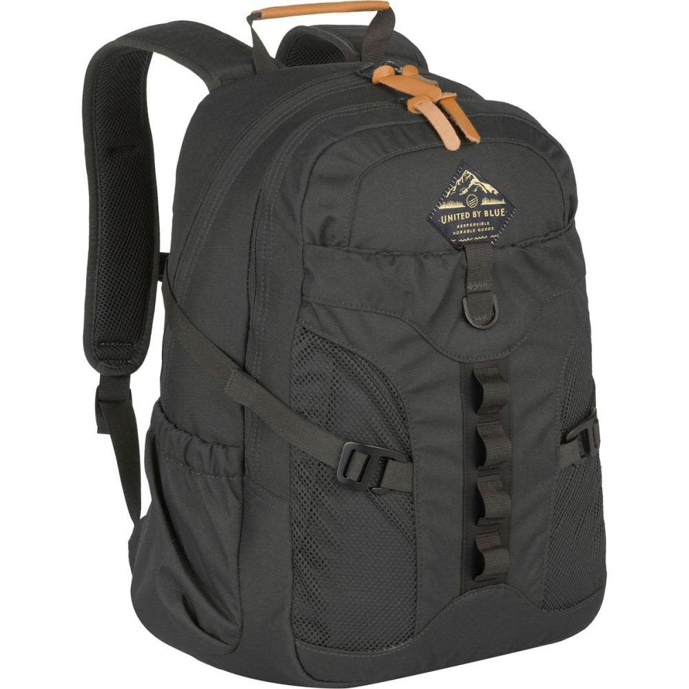 ユナイテッドバイブルー レディース バッグ バックパック・リュック【Tyest 22L Backpack】Black