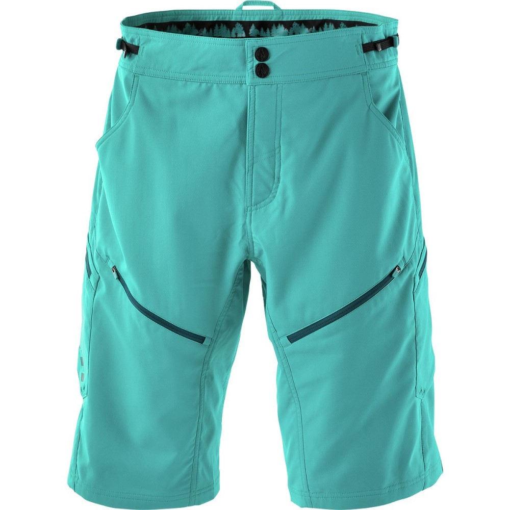 イエティーサイクル メンズ 自転車 ボトムス・パンツ【Freeland Shorts】Turquoise