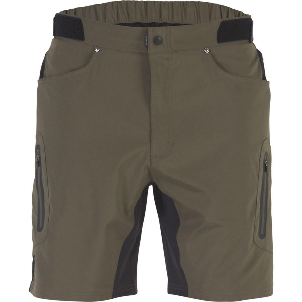 ゾイック メンズ 自転車 ボトムス・パンツ【Ether Shorts】Malachite