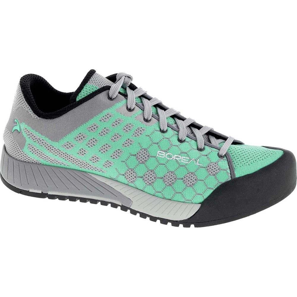 ボリエール レディース ハイキング・登山 シューズ・靴【Salsa Shoe】Turquoise