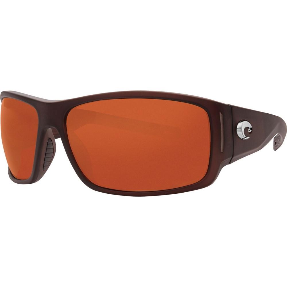コスタ メンズ メガネ・サングラス【Cape Polarized 580P Sunglasses】Copper p/Russett Frame
