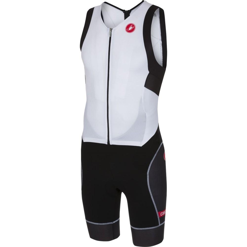 人気 カステリ メンズ トライアスロン トップス【Short Distance Distance Race メンズ Suits】Withe カステリ/Black, コスゲムラ:17a29b3e --- hortafacil.dominiotemporario.com