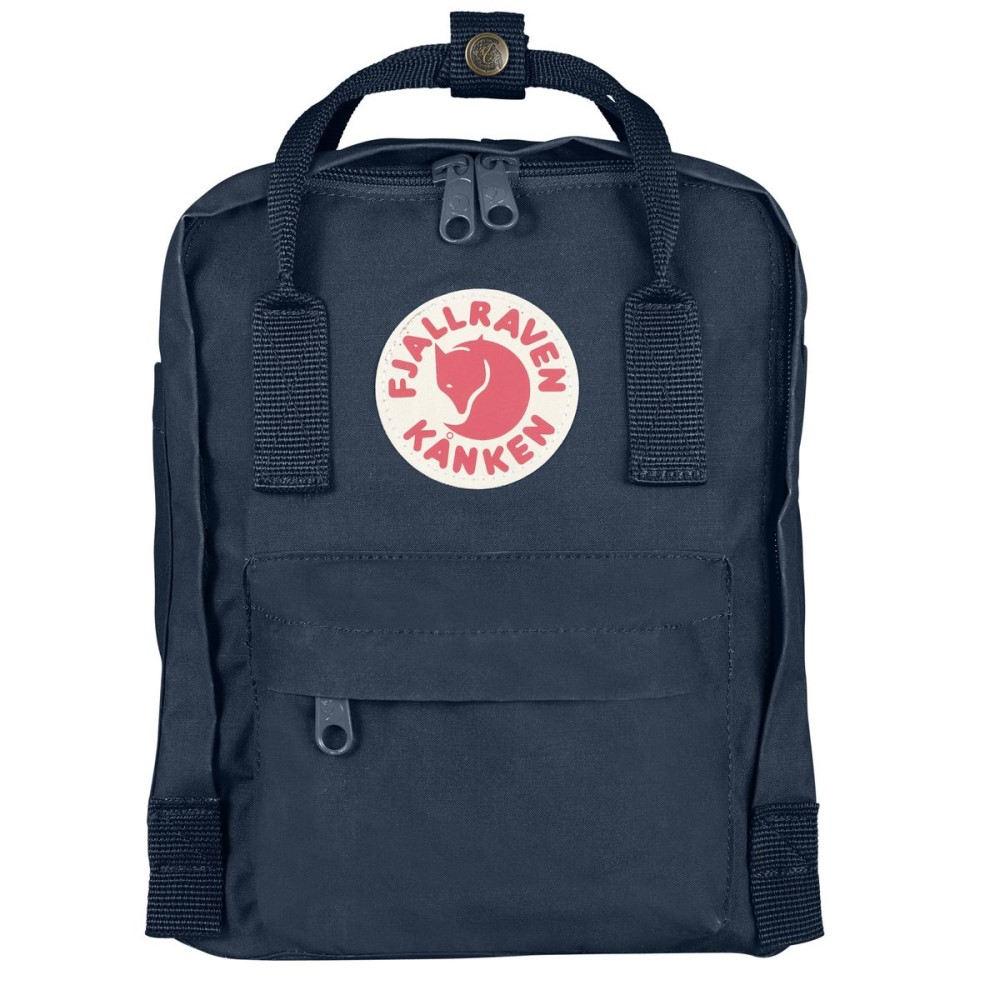 フェールラーベン レディース バッグ バックパック・リュック【Kanken Mini 7L Backpack】Navy