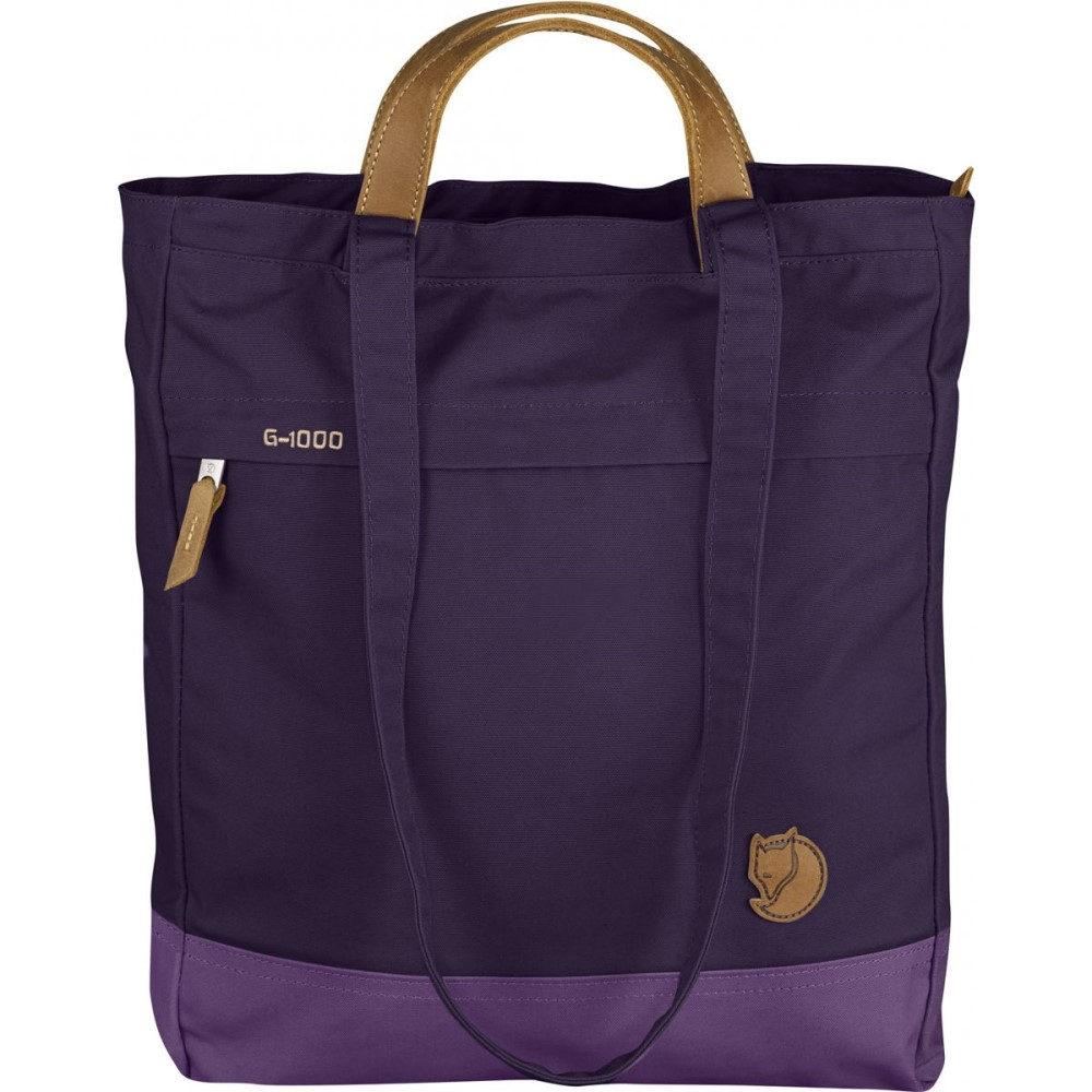 フェールラーベン レディース バッグ トートバッグ【Totepack No.1】Alpine Purple/Amethyst