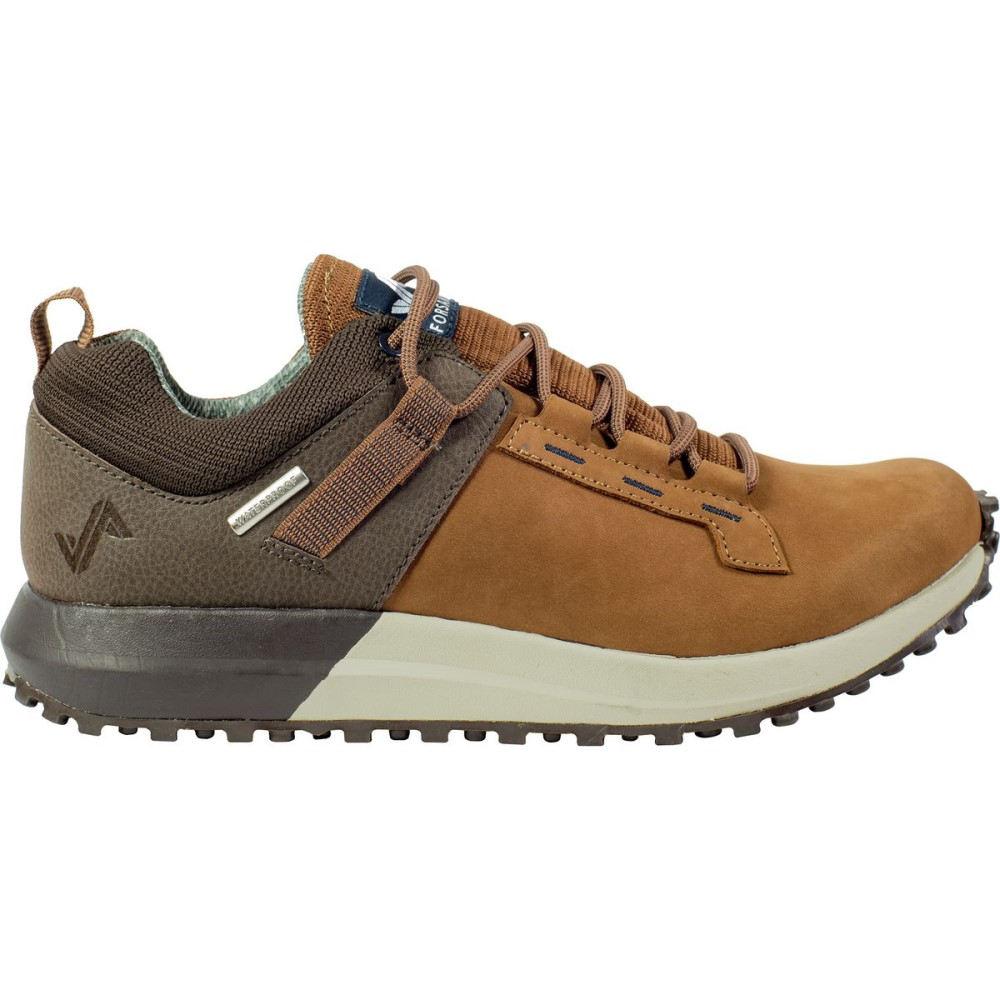 フォーセイク メンズ ハイキング・登山 シューズ・靴【Range Low Shoes】Brown-Tan