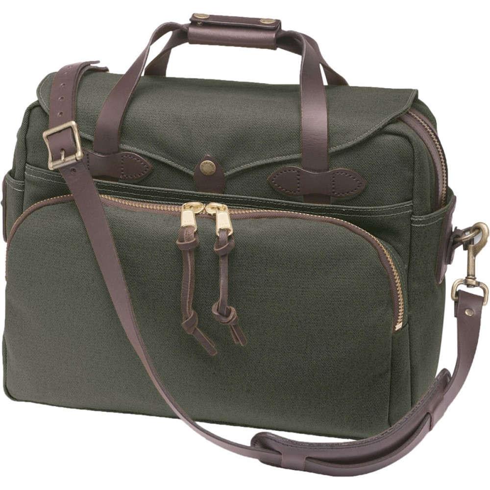フィルソン レディース バッグ パソコンバッグ【Padded Computer Bag】Otter Green