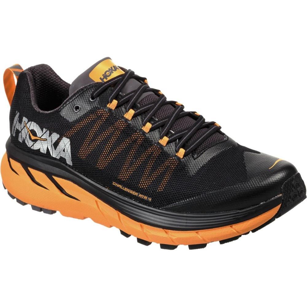 ホカ オネオネ メンズ ランニング・ウォーキング シューズ・靴【Challenger ATR 4 Running Shoes】Black/Kumquat